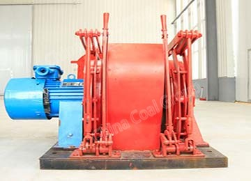 JD-1.0 Explosion Proof Dispatching Winch