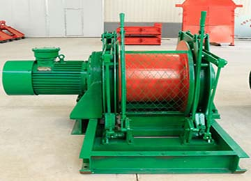 JD-1.6 Type Dispatching Winch
