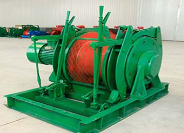 JD-2.5 Type Mining Dispatch Winch