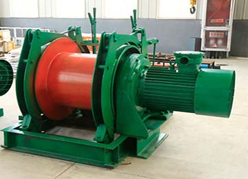 JD-4.0 Coal Mine Explosion-Proof Dispatching Winch