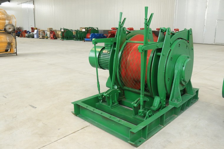 JD-25 Dispatch Mining Winch