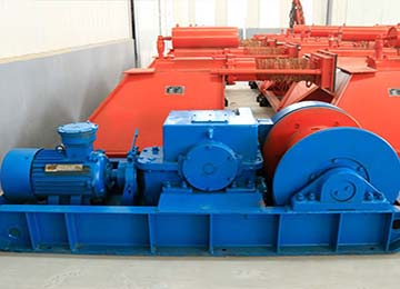 JH-8 Mining Prop Pulling Winch