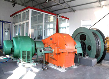 JTB Series Explosion-Proof Mining Lifting Winch